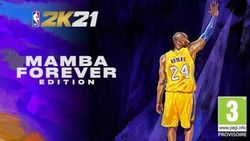 NBA 2K21 Mamba edition