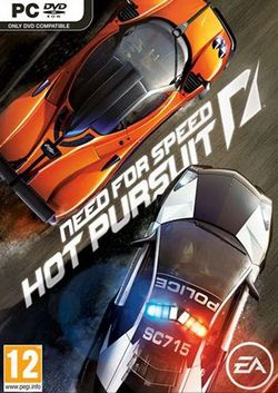 Need For Speed Hot Pursuit - Jaquette PC
