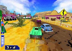 Need For Speed : Nitro - DS - 1