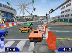 Need For Speed : Nitro - DS - 3