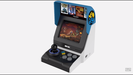 Neo Geo Mini 2