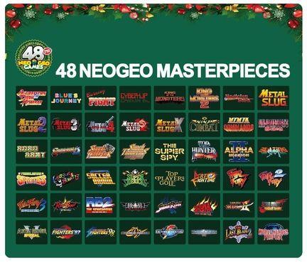 Neo Geo Mini Noel 1
