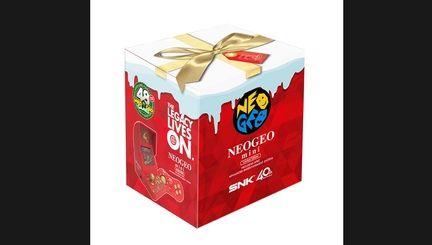 Neo Geo Mini Noel4