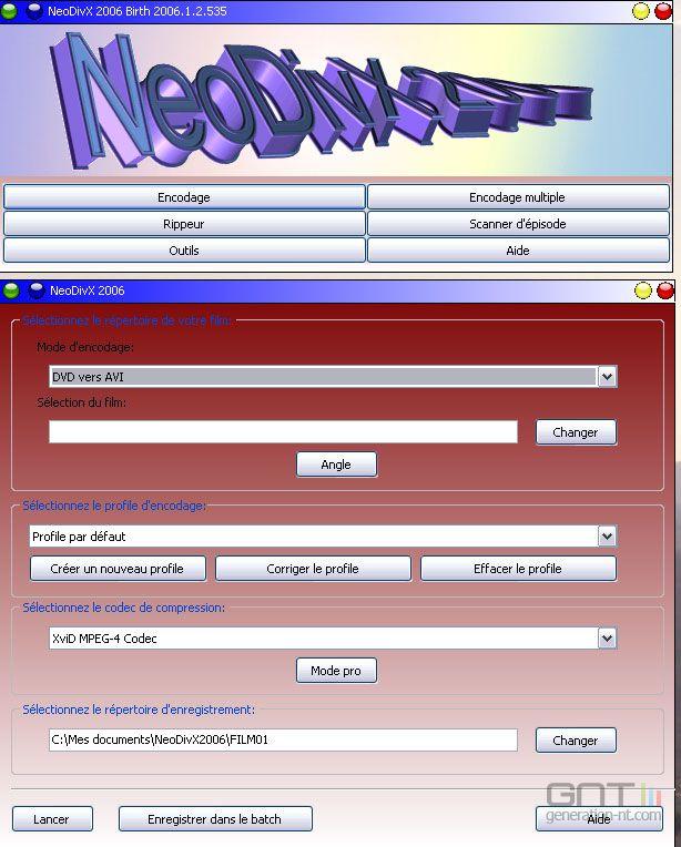 neodivx 2006