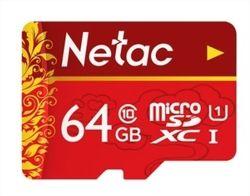 Netac 64Go MicroSD