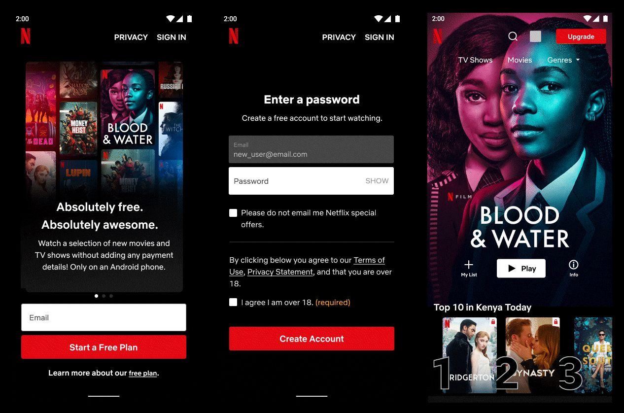 netflix-abonnement-gratuit-mobile-kenya