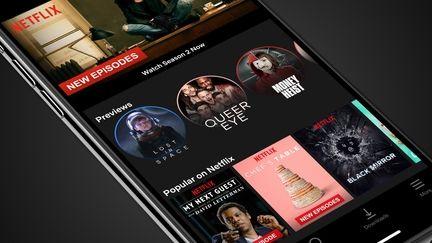 Мобільна Netflix