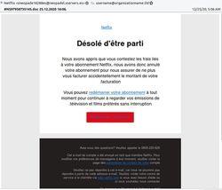 Netflix phishing 2