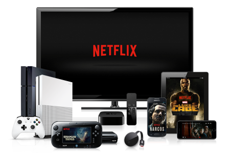Netflix fait le plein de séries en octobre