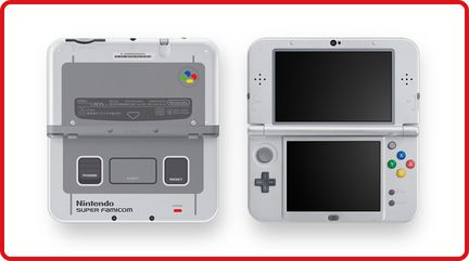 New 3DS XL SUPER NES
