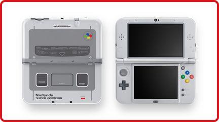 New 3DS XL SUPER NES