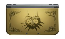 New 3DS XL Zelda Majora Mask - 2