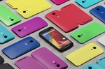 New Moto G couleurs