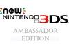 New 3DS Ambassador Edition annoncée et déjà en vente à prix salé sur eBay