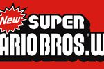 New Super Mario Bros. Wii - logo