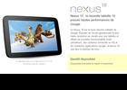 Nexus 10 commandes