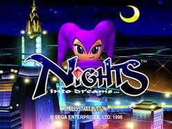 Nights into dreams image 1