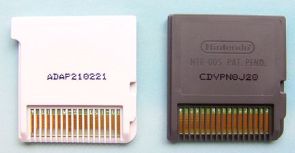Nintendo cartridge