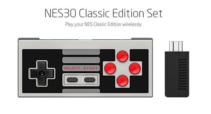 Nintendo Classic Mini Bluetooth