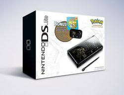 nintendo ds limited edition pokemon pack