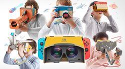 Nintendo Labo RV 1