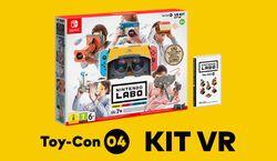 Nintendo Labo RV