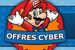 Nintendo Offres Cyber 2016.