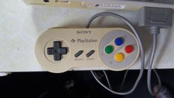 Nintendo PlayStation - 1