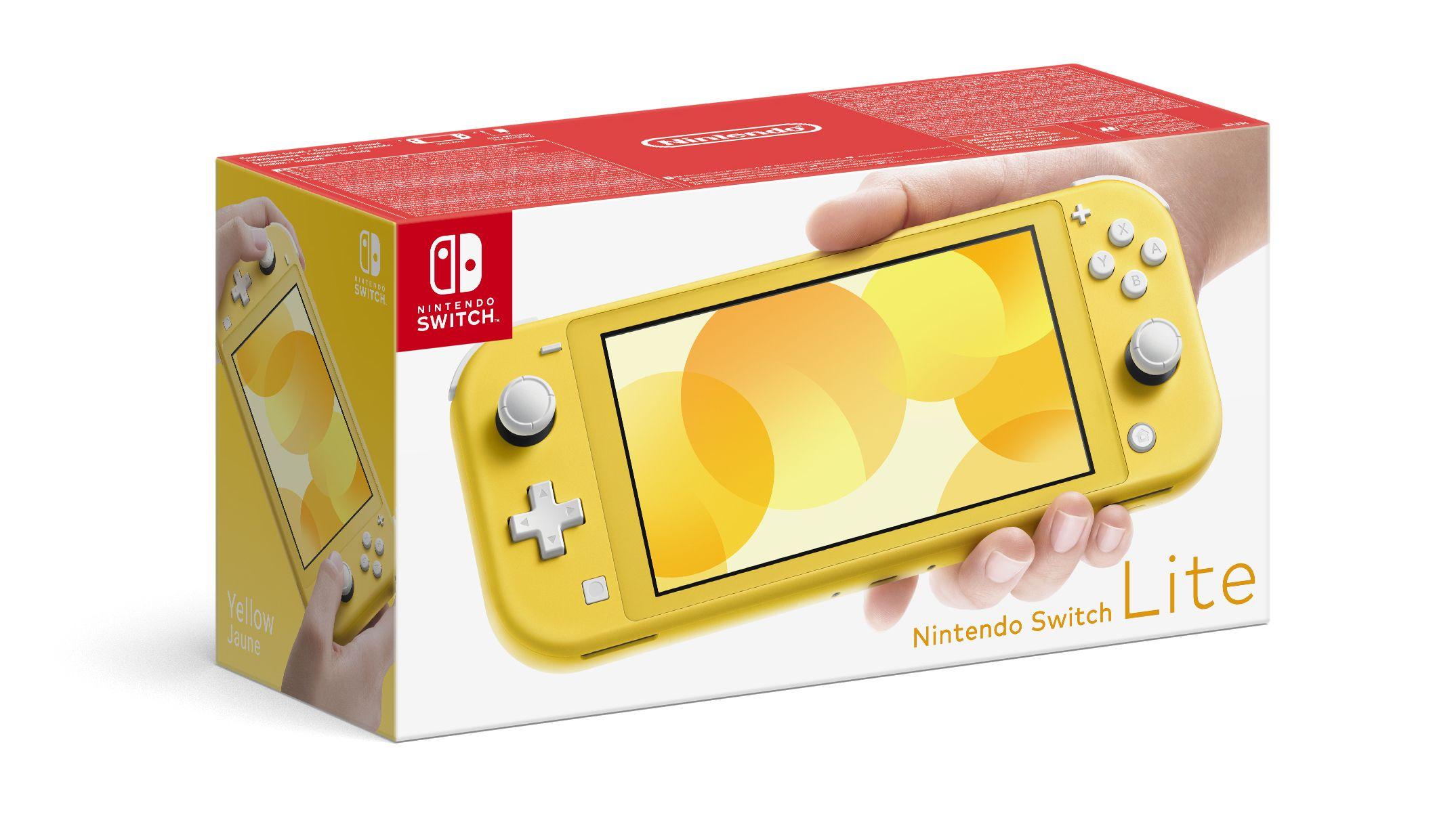 JoyCon Drift : Nintendo a bien tenté de l'éviter sur Switch Lite