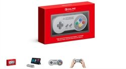 Nintendo Switch manette SNES