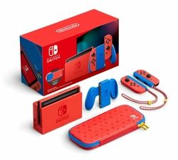 Nintendo Switch Mario edition 1