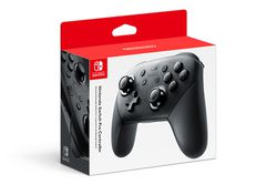 Nintendo Switch - Pro Controller.