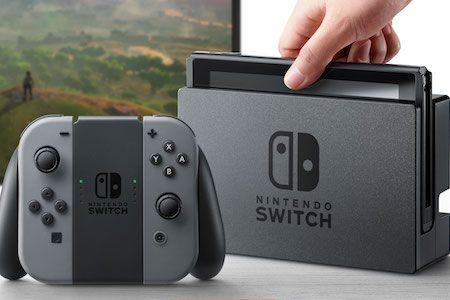 La Switch dispose d'un émulateur NES caché