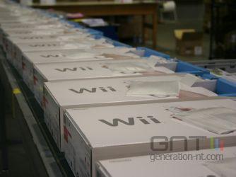 Nintendo Wii - Stock - Image 1
