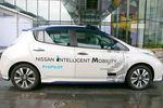 Nissan autonome