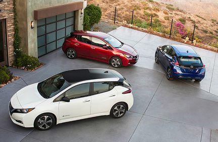 Nissan Leaf 2018 02