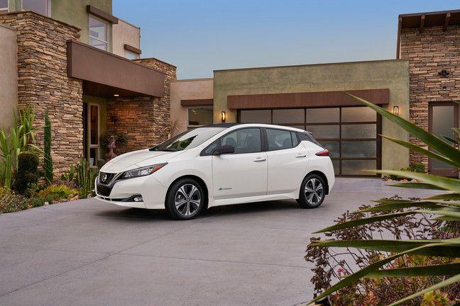 Véhicule électrique : le groupe Renault-Nissan domine l'Europe