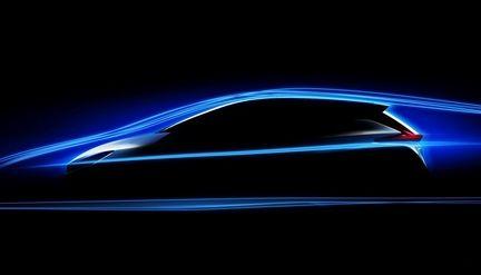 Nissan Leaf nouvelle génération