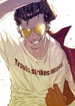 No More Heroes Switch artwork.