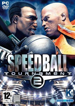 NOBILIS Speedball 2 Tournament packaging
