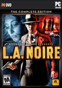 LA Noire Completed Edition
