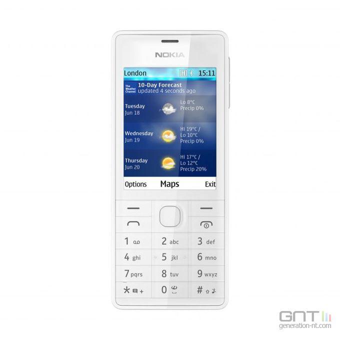 Nokia 515 meteo