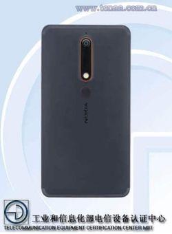 Nokia 6 2018 dos