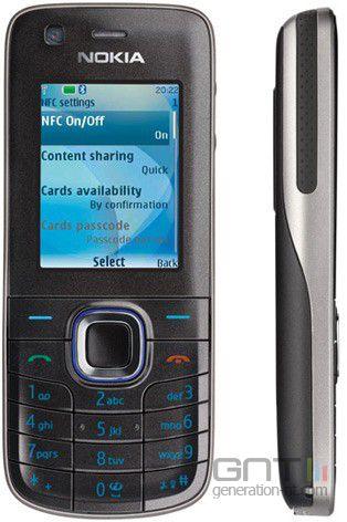 Nokia 6212 Classic NFC
