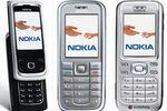 Nokia 6282 6233 et 6234