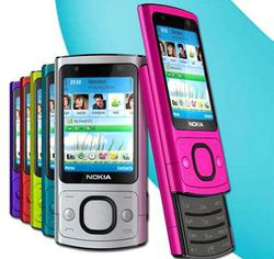 Nokia 6700 Slide couleurs