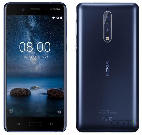 Nokia 8 Zeiss
