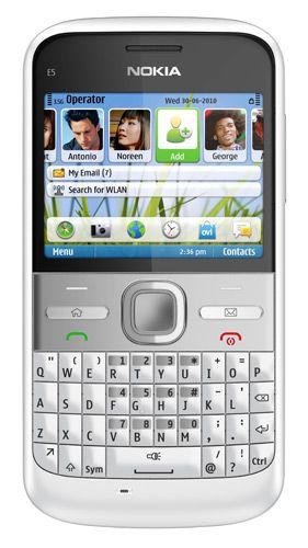 Nokia E5 01
