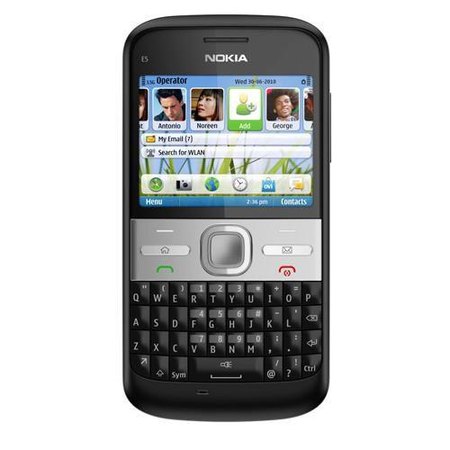 Nokia E5 logo pro