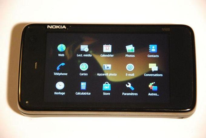 Nokia N900 11
